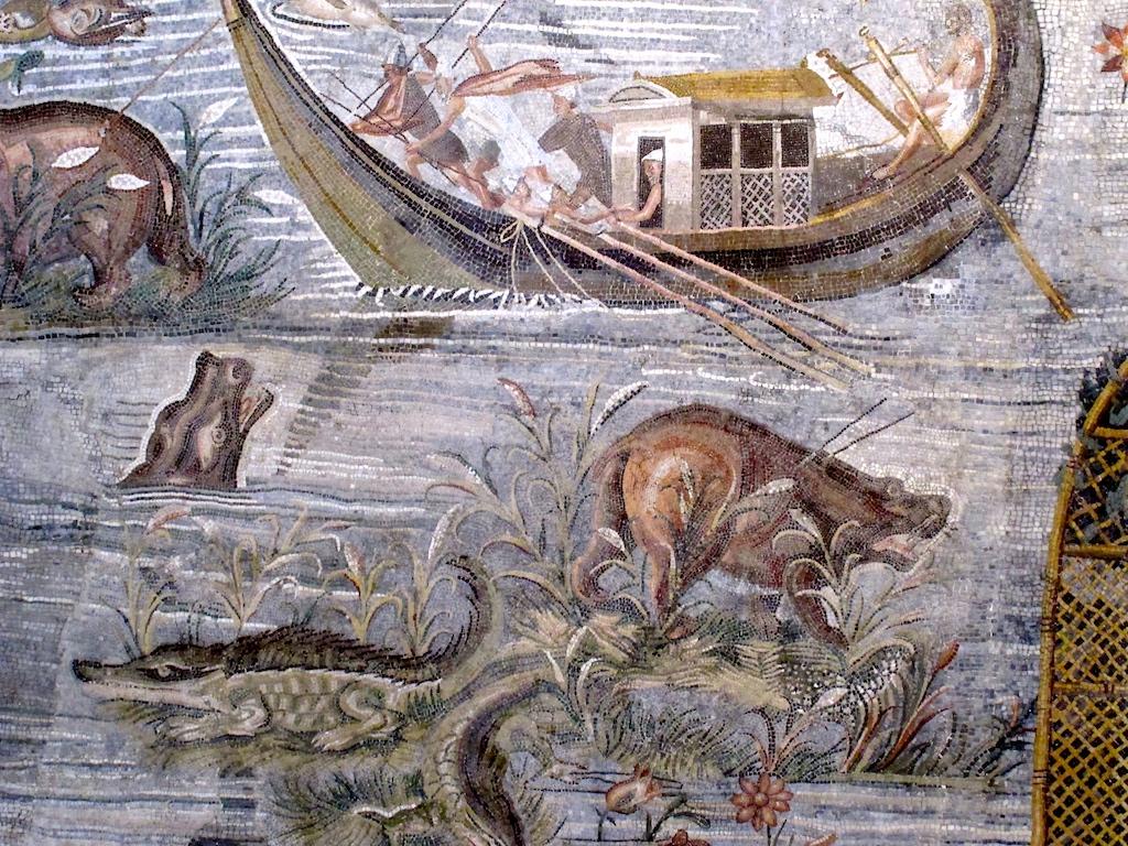 Nilmosaik Palestrina