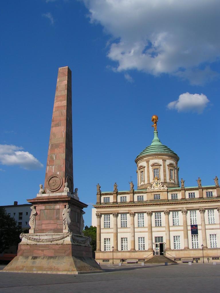 Obelisk Alter Markt