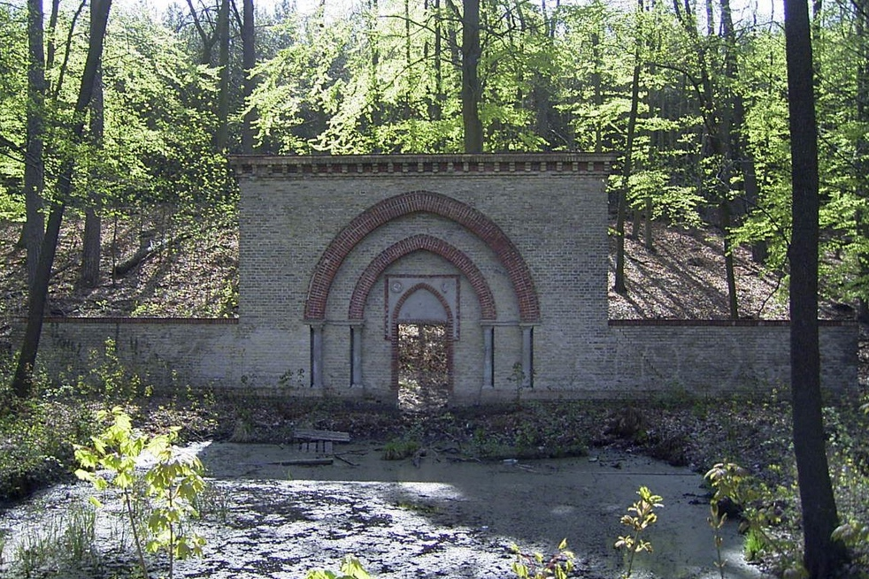 Potsdam Marienquelle