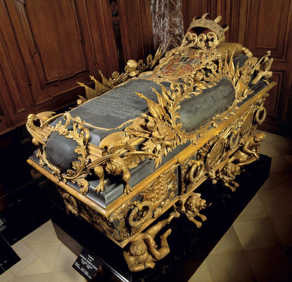 Sarkophag des Großen Kurfürsten