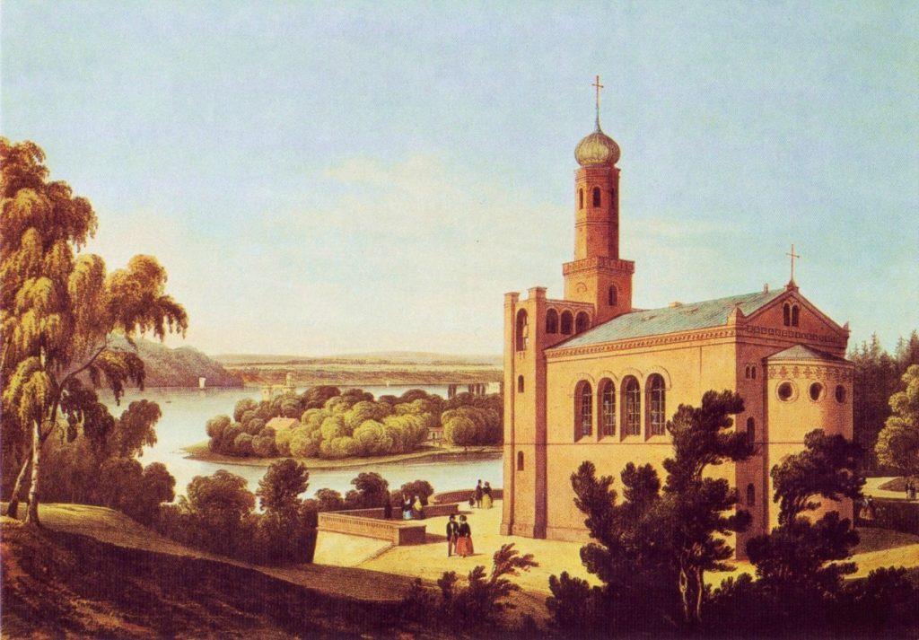 Nikolskoë St. Peter Paul 1850