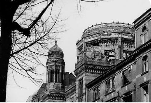 Synagoge nach 1945