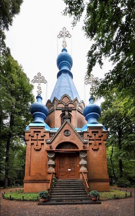 Tegel orthodoxe Kirche