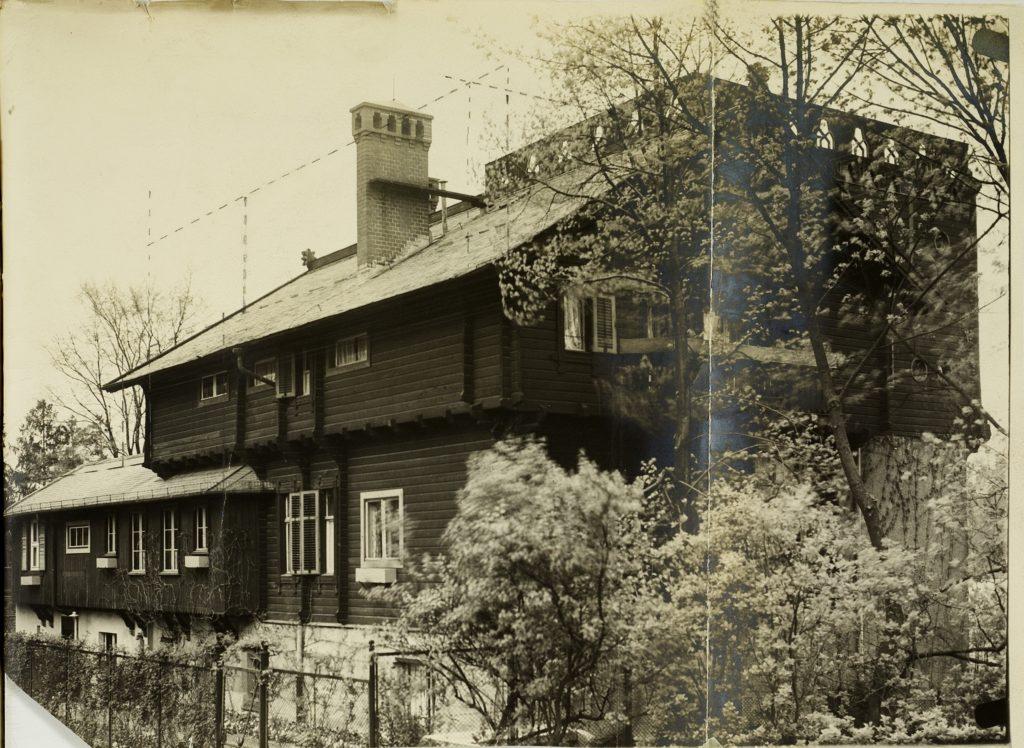 Villa Hagen 1921