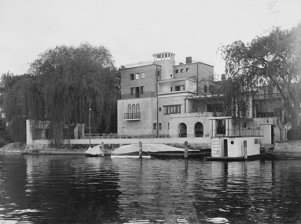 Villa Hagen 1927 a s:w