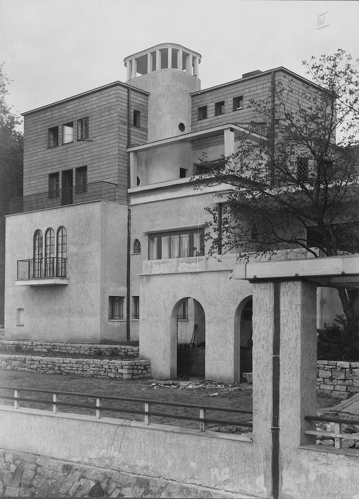 Villa Hagen 1927 b s:w