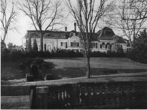 Villa Gutmann 20er Jahre