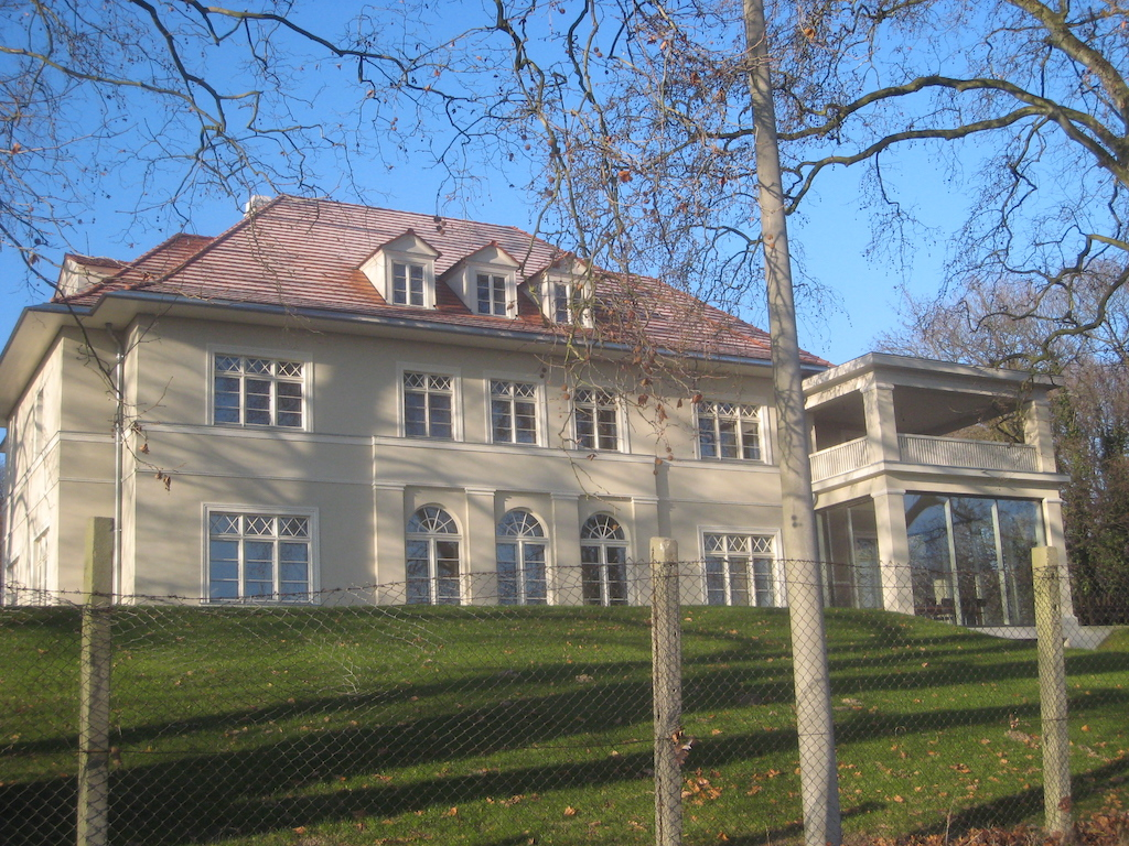 Villa Starck 2005