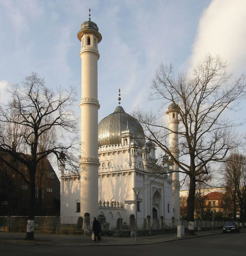 Wilmersdorfer Moschee 1 2
