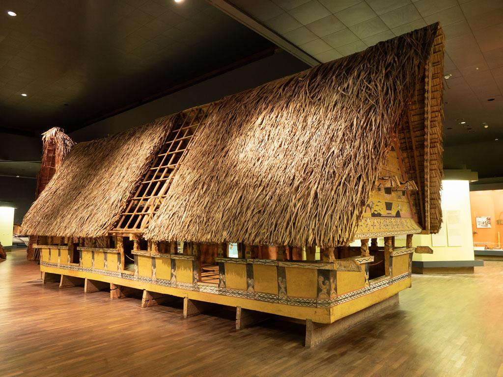 Männerhaus von Palau