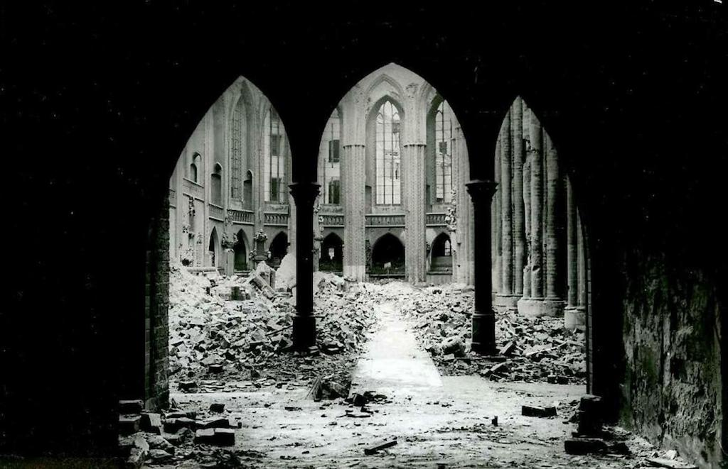 Nikolaikirche 1945