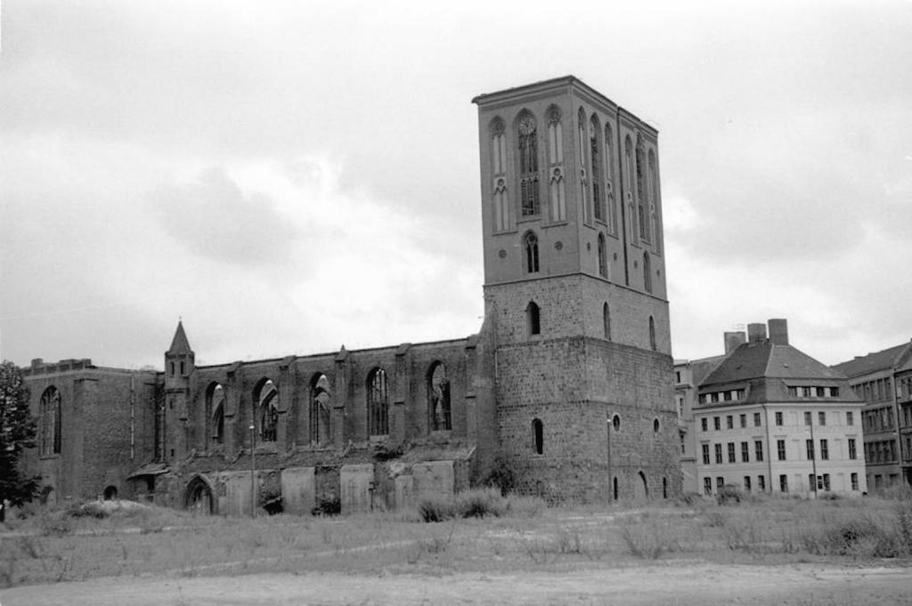 Nikolaikirche 1957